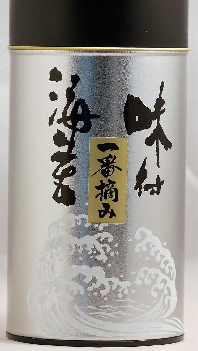 味付海苔(特上)缶入り